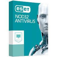 Антивирус ESET NOD32 Antivirus для 4 ПК, лицензия на 1year (16_4_1)