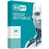 Антивирус ESET NOD32 Antivirus для 6 ПК, лицензия на 1year (16_6_1)