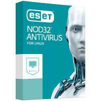 Антивирус ESET NOD32 Antivirus для Linux Desktop для 22 ПК, лицензия на 1 y (38_22_1)