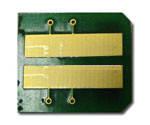 Чип картриджа HANP OKI COLOR C5800/5900 (Black: 6k) (Universal) (CYBEN®)