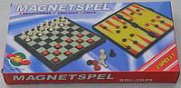 Шахматы, шашки, нарды (магнитная доска)