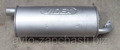 Глушитель основной ГАЗ Волга 2401-3110 (пр-во Videx) (2002)