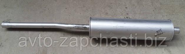 Глушитель основной ГАЗель с трубой (пр-во Videx)
