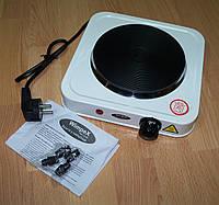 Электрическая плитка Wimpex WX-100A-HP дисковая электроплитка (дисковый тэн)