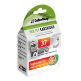 Картридж струйный ColorWay совместимый с Canon PG-37 bl. (without ink level) CW-CPG37