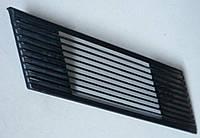 Решетка вентиляции задней стойки 2105 чёрная левая
