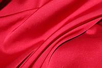 Ткань шелк Армани красный классический не алый, фото 1