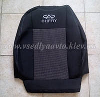 Авточехлы CHERY QQ (Чери Кю Кю) 2/3 спинка и сидение