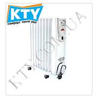 Переносной обогреватель масляный Термия 0612 м (6 секций, 1,2 кВт)