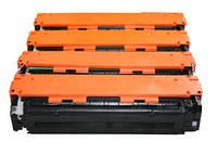 Картридж PrinterMayin для HP CP 1215/ 1515/ 1518/ CM1320 , Cyan (with chip)