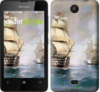 """Чехол на Microsoft Lumia 430 Айвазовский. Корабли """"160u-153"""""""