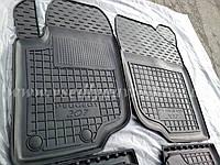 Передние коврики PEUGEOT 207 (Автогум AVTO-GUMM)
