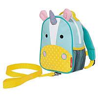 Рюкзак с ремешком безопасности Skip Hop Единорог (212265) (816523024498)