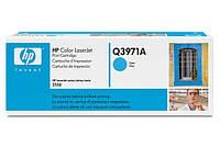 Картридж HP лазерный для HP C 2550 cyan
