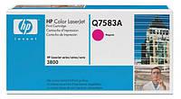Картридж HP лазерный для HP C 3800 magenta