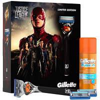 Набор для бритья Gillette станок Proglide Flexball + 2 кассеты + гель для бритья 75 мл (7702018455263)