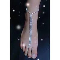 Алмазное украшение Анклет