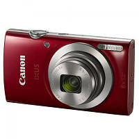 Цифровой фотоаппарат Canon IXUS 185 Red Kit (1809C012)