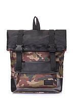 Камуфляжный рюкзак POOLPARTY Commando, фото 1
