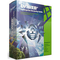 Антивирус Dr. Web Gateway Security Suite + ЦУ/ Антиспам 40 ПК 3 года эл. лиц. (LBG-AAC-36M-40-A3)