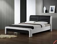 Кровать CASSANDRA 120*200 (бело-черный) (Halmar)