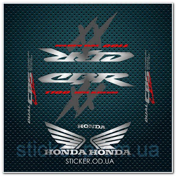 Набор наклеек HONDA CBR 1100 XX 1997-2000
