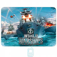 Коврик для мышки World Of Warships 200x290