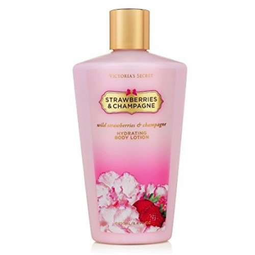 Лосьон для тела Strawberries And Champagne Victoria's Secret