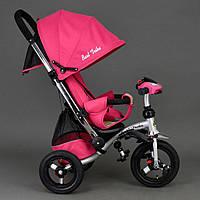 Велосипед трехколесный Бест Трайк Best trike 698 розовый