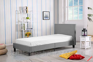 Кровать LOGO (серый) (Halmar)