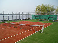 Искусственная трава для теннисных кортов