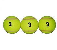"""Мяч """"Tiger"""" 3 сорт (3 шт. в упаковке)"""