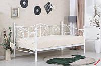 Кровать SUMATRA (белый) (Halmar)