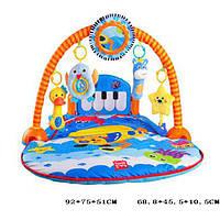 Коврик развивающий c пианино Baba i mama Tilly HX9105-A
