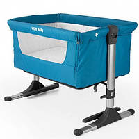 Приставная кроватка для новорожденных Milly Mally Side By Side
