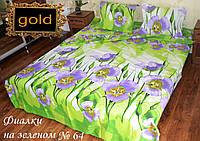 Наволочки на подушку из бязи Голд 60х60 см
