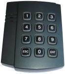 Зчитувач PR-02 KBD Proximity карти, Клавіатурний код (Ісп. всередині приміщень)