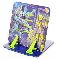 "Подставка для книг цветная металлическая 1 YES ""Cyber-dron"" 470427"