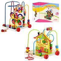 Деревянная игрушка Лабиринт MD 0016
