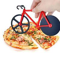 Нож для пиццы Велосипед (Красный)