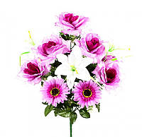 Букет Герберы+Лилии+Розы 54см (№783)