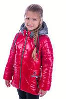 Куртка весенняя на девочку Глория