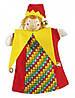 Кукла-перчатка Шут, Goki (51650G)