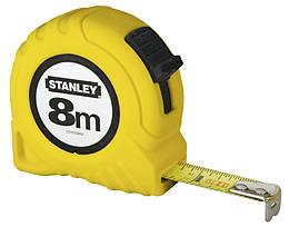 Рулетка   8м х 25мм      STANLEY 0-30-457