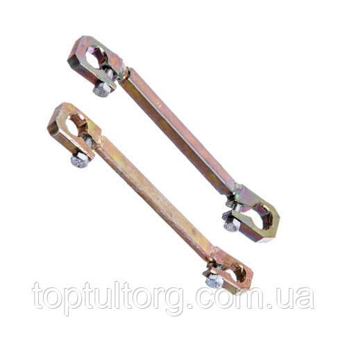 Ключ прокачки тормозов 7х11 мм (зажимной)   (Харьков)  ПР0711Х