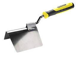 Шпатель для гипсокартона из нержавеющей стали для обработки внешних углов    STANLEY STHT0-05622