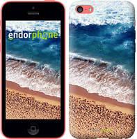 "Чехол на iPhone 5c Берег моря ""3041u-23-8079"""