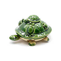 Статуэтка декоративная Черепаха керамическая
