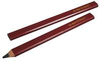 Карандаш красный 176мм НВ (для столяра)  STANLEY 1-03-850
