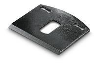 Нож сменный одинарный для стругов 55мм (для 12-151, 152)  STANLEY 1-12-350